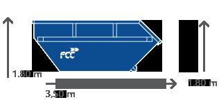 Kontajner 10 m³
