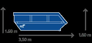 Kontajner 7 m³